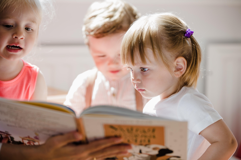 Knjige na dlanu slider
