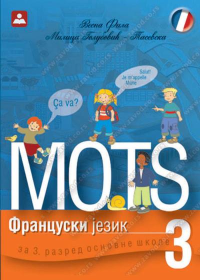 MOTS - udžbenik za francuski