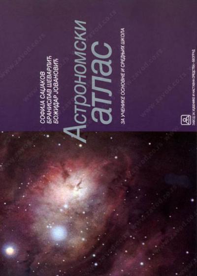 Astronomski atlas