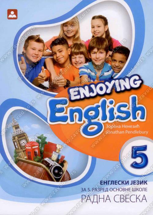 ENJOYING ENGLISH 5 - radna sveska
