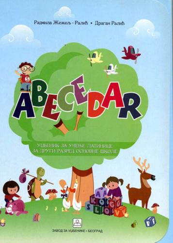 Abecedar – udžbenik za učenje latinice