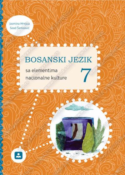 Bosanski jezik 7 – Sa elementima nacionalne kulture