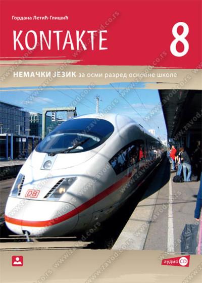 KONTAKTE 8 – nemački jezik za 8. razred osnovne škole