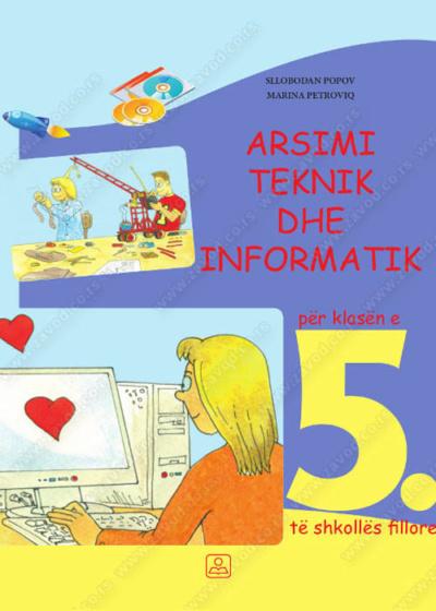 Arsimi Teknik Dhe Informatik për klasën e 5. të shkollës fillore