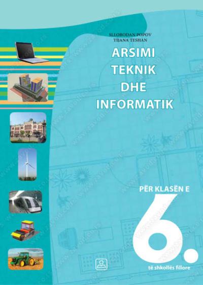 Arsimi Teknik dhe Informatik për klasën e 6. të shkollës fillore