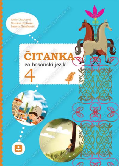 Čitanka za bosanski jezik – 4. razred osnovne škole