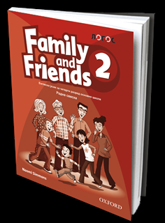 Family and Friends 2, radna sveska, engleski jezik za 4. razred