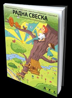 RADNA SVESKA 4 uz udžbenički komplet srpskog jezika za 4. razred