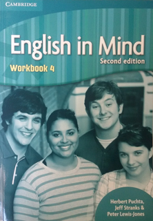English In Mind 4, engleski jezik za 3. i 4. razred srednje škole, radna sveska, 2. izdanje