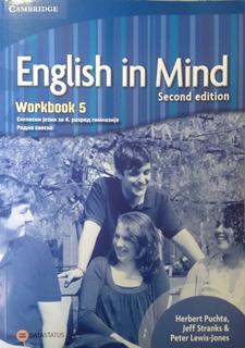 English In Mind 5, engleski jezik za 4. razred gimnazije, radna sveska, 2. izdanje