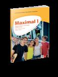 "Nemački jezik 5, radna sveska ""Maximal 1"" + CD"