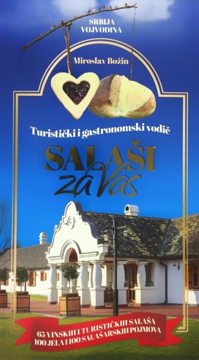 Salaši za Vas – turistički i gastronomski vodič