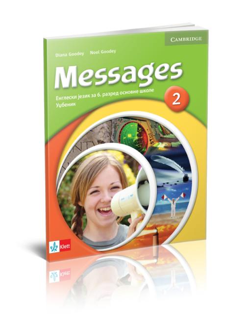 "Engleski jezik 6 - Udžbenik ""Messages 2"""