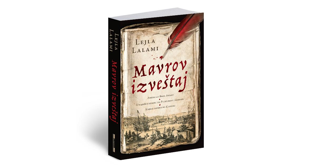 "Roman ""Mavrov izveštaj"" autorke Lajle Lalami"