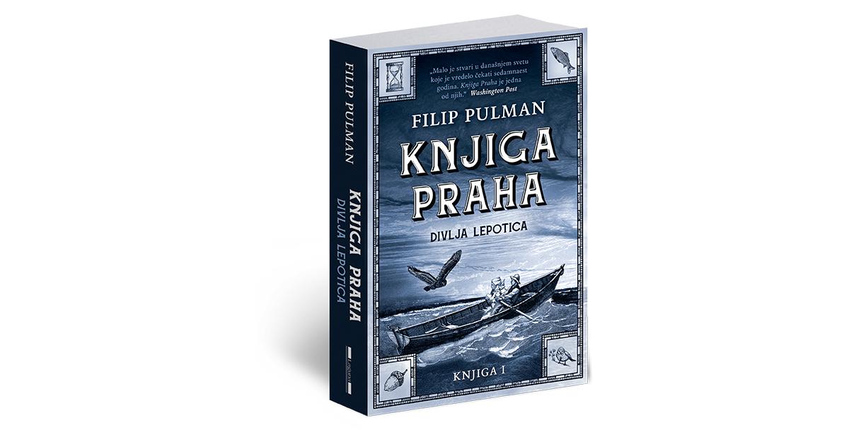 Prva knjiga Praha – Divlja lepotica knjiga Filipa Pulmana