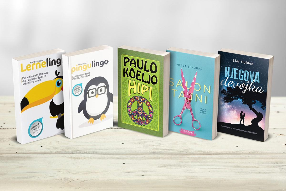 najpopularnije knjige, Knjige na dlanu preporučuju najpopularnije knjige