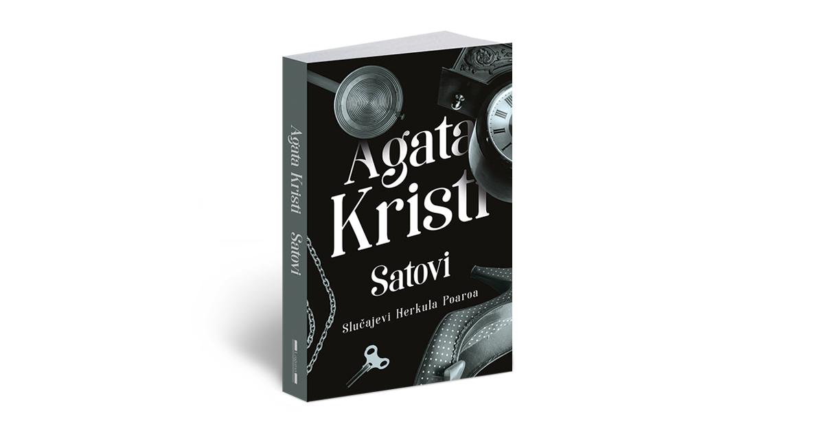 knjiga Agate Kristi, Satovi knjiga Agate Kristi