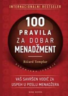 100 pravila za dobar menadžment