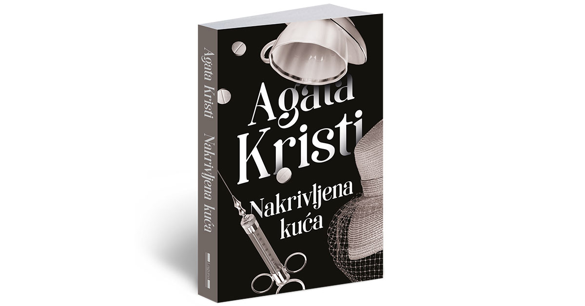 "roman Agate Kristi, ""Nakrivljena kuća"" roman Agate Kristi"