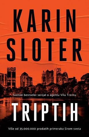 Triptih - serijal o agentu Vilu Trentu.