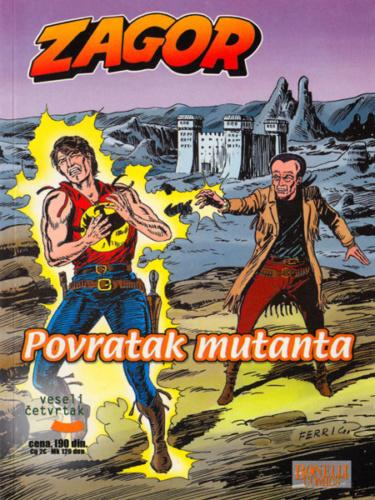 Povratak mutanta