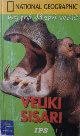 Veliki sisari džepni vodič – National Geographic