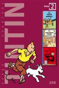 Tintin : knjiga 2