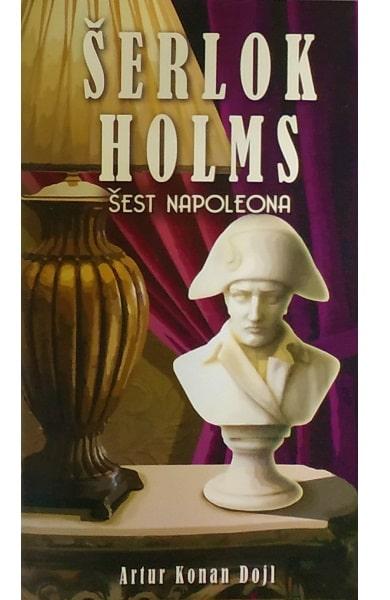 Šest Napoleona – Šerlok Holms