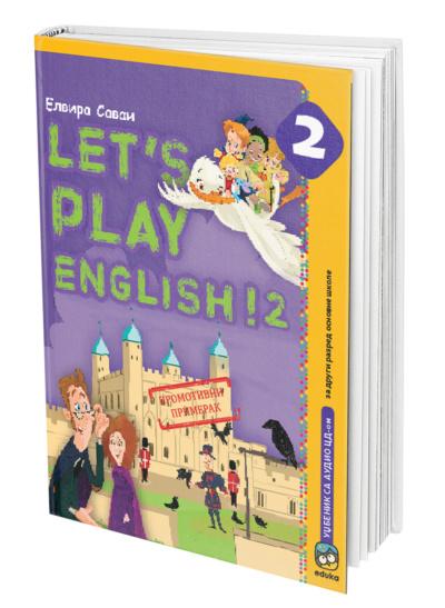 Engleski jezik - Let's play english 2