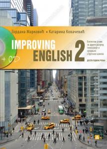 IMPROVING ENGLISH 2 - engleski jezik za 2. razred gimnazije i srednjih sturčnih škola (2018 god.)