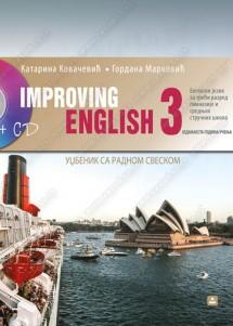 IMPROVING ENGLISH 3 – Engleski jezik za 3. razred gimnazije i srednjih stručnih škola