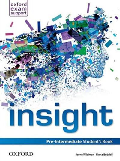 Insight Pre-Intermediate SB