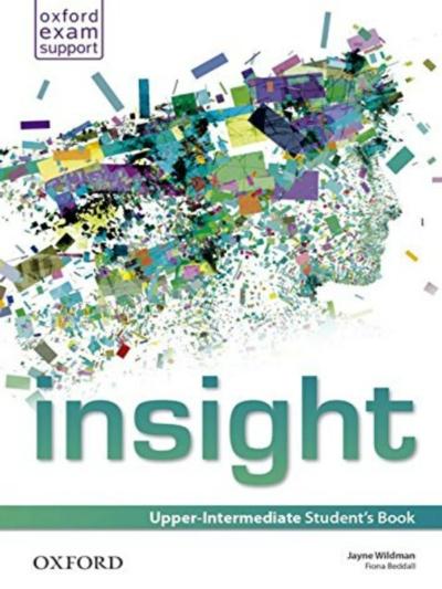 Insight Upper-Intermediate SB