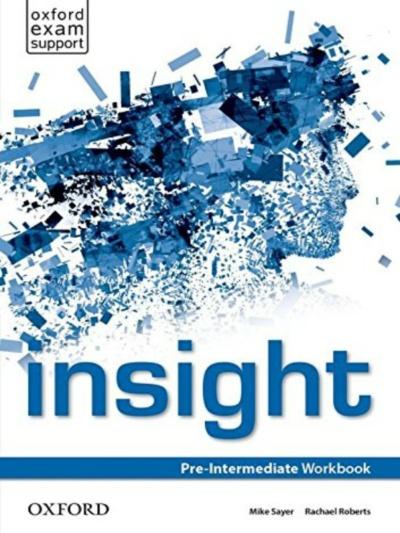 Insight Pre-Intermediate WB