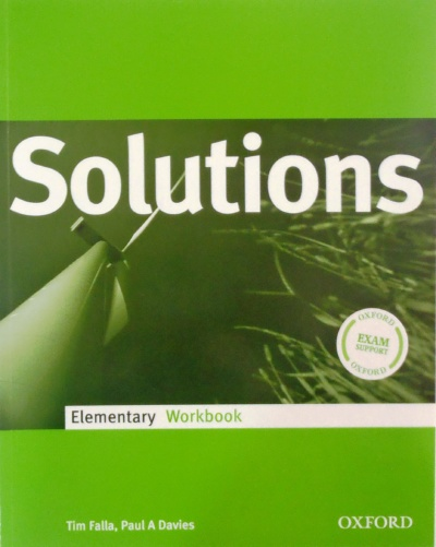 Solutions Elementary WB