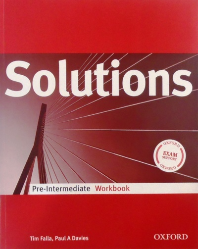 Solutions Pre Inter WB