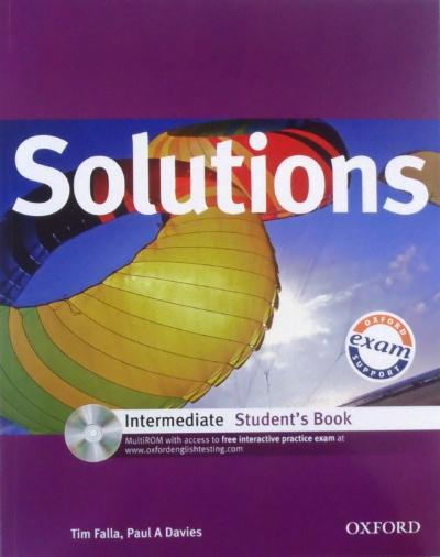 Solutions Inter SB PK
