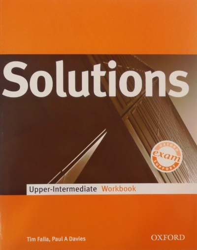 Solutions Upper Inter WB