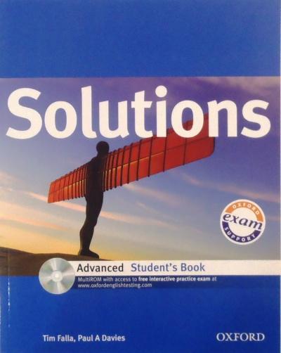 Solutions Advanced SB