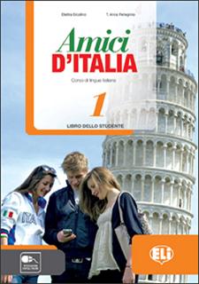Amici d'Italia 1 - Udžbenik za 5. razred osnovne škole