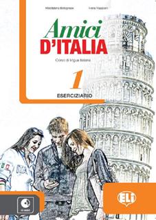 Amici d'Italia 1 - Radna sveska za 5. razred osnovne škole