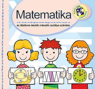 Matematika : az általános iskolá második osztálya számára