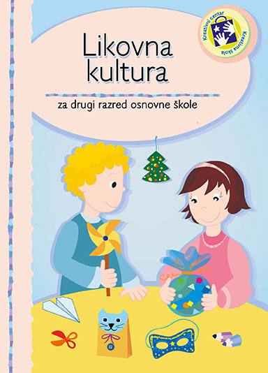 Likovna kultura : za drugi razred osnovne škole - bosanski jezik