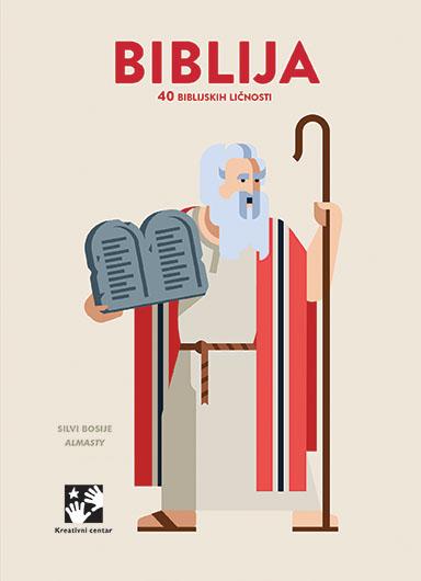 Biblija- 40 biblijskih ličnosti