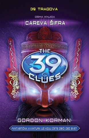 39 tragova: Careva šifra – osma knjiga