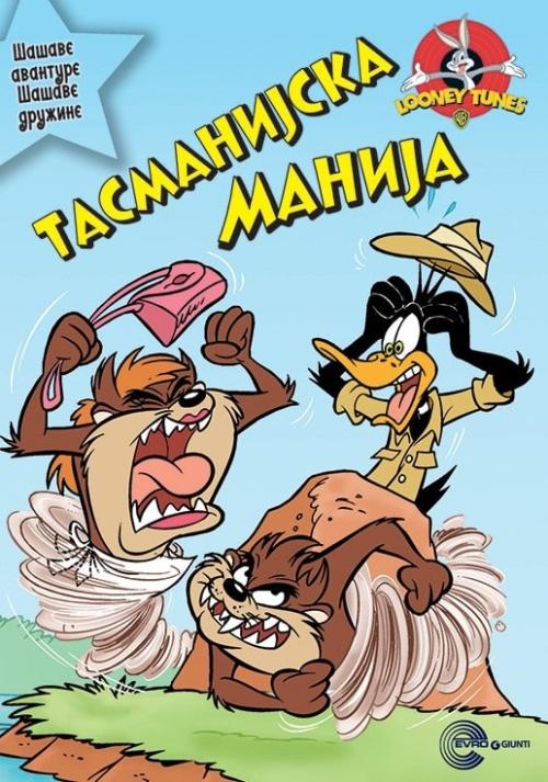 Tasmanijska manija