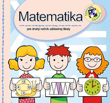 Matematika : pre druhý ročník základnej školy
