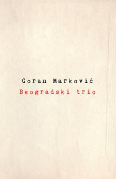 Beogradski trio – Potpisan primerak