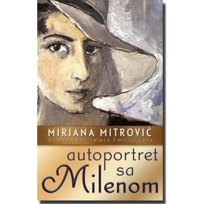 Delfi Autoportret Sa Milenom Mirjana Mitrovic