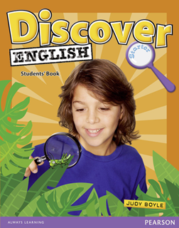 Discover English Starter - udžbenik - engleski jezik za 3. razred osnovne škole